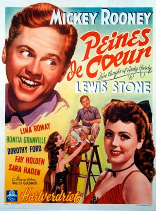 Love Laughs at Andy Hardy, Anonymous Artists
