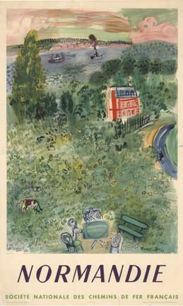 Normandie, Raoul Dufy