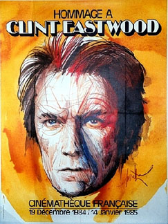 Hommage a Clint Eastwood, Anonymous Artists