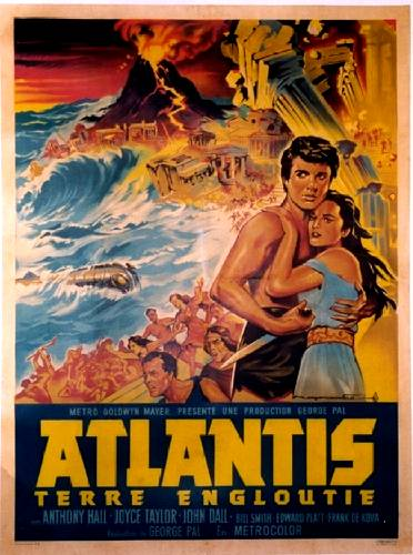 Atlantis the Lost Continent, Roger Soubie