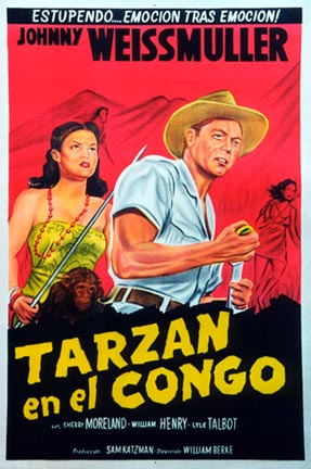 Tarzan en el Congo, Anonymous Artists