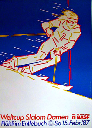 Anonymous Artists - Weltcup Slalom Damen border=
