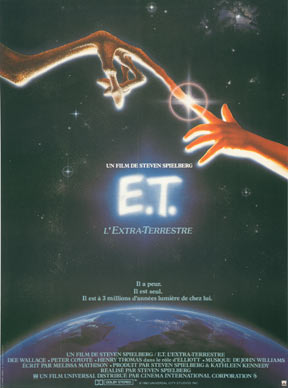 E.T.  L'Extra Terrestre (L), Anonymous Artists