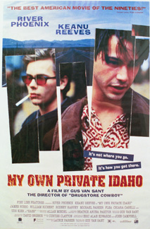 My Own Private Idaho, Anonymous Artists