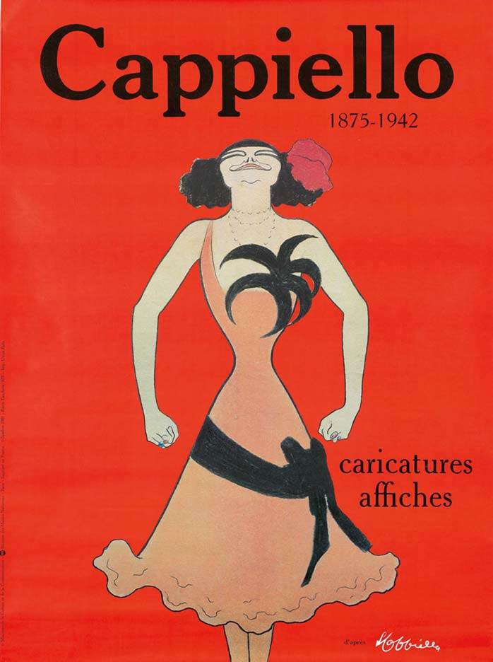 Leonetto Cappiello - Cappiello Caricatures Affiches border=