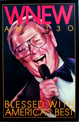 WNEW Mel Torme, Anonymous Artists
