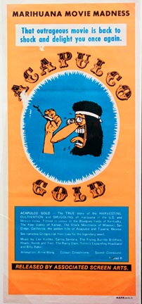 Acapulco Gold, Anonymous Artists