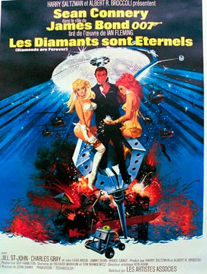 Diamonds are Forever (French), Anonymous Artists