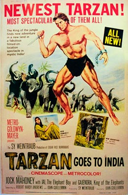 Tarzan Goes to India, Anonymous Artists