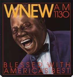 WNEW Louis Armstrong, Anonymous Artists
