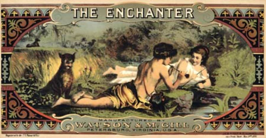 Anonymous Artists - The Enchanter border=