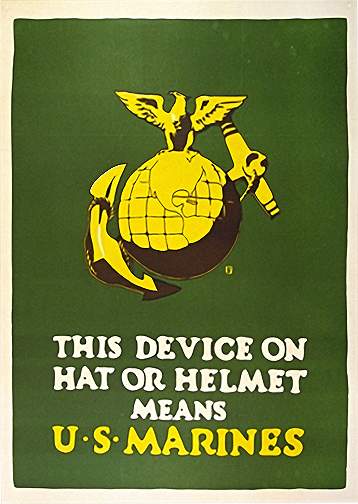 This Device on Hat or Helmet Means, Anonymous Artists