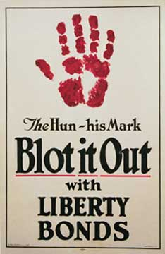 Blot it Out with Liberty Bonds (S), James Allen St. John