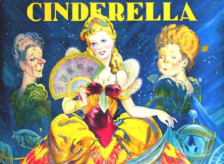 Cinderella, Anonymous Artists
