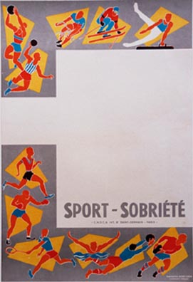 Sport-Sobriete, Anonymous Artists