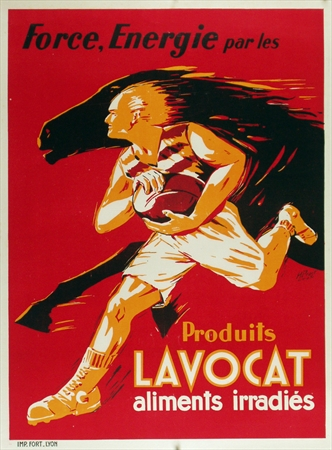 Lavocat aliments irradies, Prost