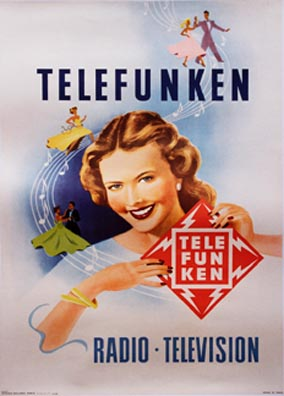 Telefunken, Anonymous Artists