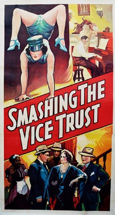 Smashing the Vice Trust, Anonymous Artists