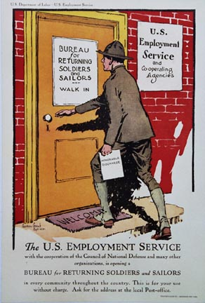 U.S. Employment Service, Gordon Grant