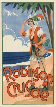 Robinson Crusoe, Anonymous Artists