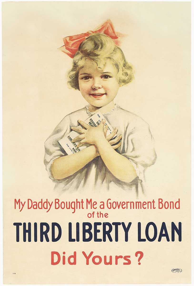 Henry Patrick Raleigh - My Daddy Bought Me a Gov't Bond border=