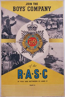 Join the Boys' Company of the RASC, Patten