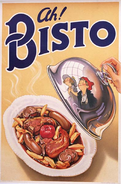 Ah! Bisto, Anonymous Artists