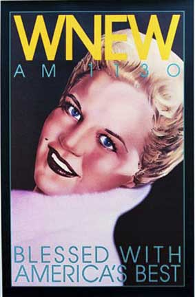 WNEW Peggy Lee, Anonymous Artists