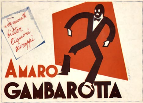 Amaro Gambarotta, Anonymous Artists