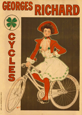 Georges Richard Cycles, Fernand Fernel