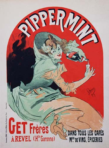 Pippermint Get, Jules Cheret