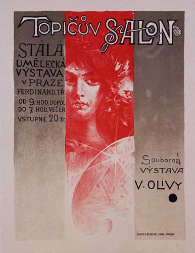 Topicuv Salon, Pl. 100, Vaclav Oliva