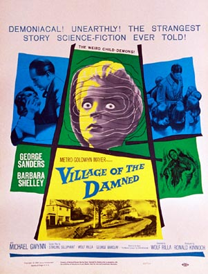 Anonymous Artists - Village of the Damned border=