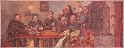 The Monks, Anonymous Artists