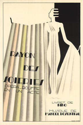 Rayon des Soieries, Maurice Dufrene