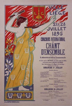 Chant D'Ensemble, Auguste Donnay