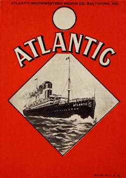Atlantic ship, Anonymous Artists