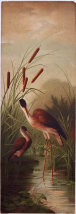Anonymous Artists - Herons border=