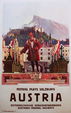 Austria Festival Plays Salzburg, Anonymous Artists