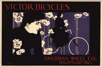 Victor Bicycles, Will  (William) H. Bradley