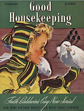 Good Housekeeping, Jon Whitcomb