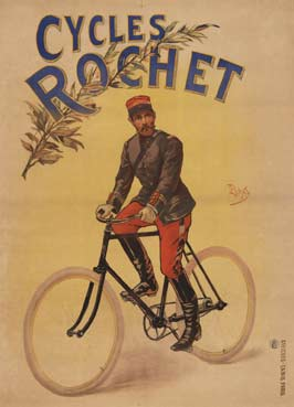 Cycles Rochet, Oliver Pichat