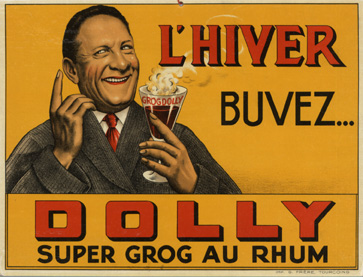 DOLLY  Super Grog au Rhum, Anonymous Artists