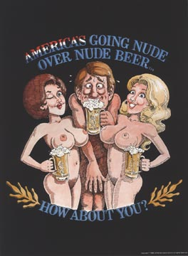 Anonymous Artists - America's Going Nude border=