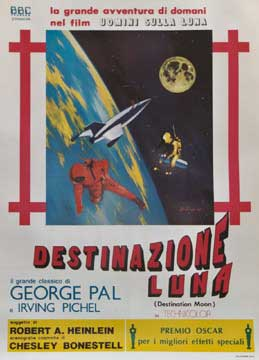 Destination Moon, Anonymous Artists