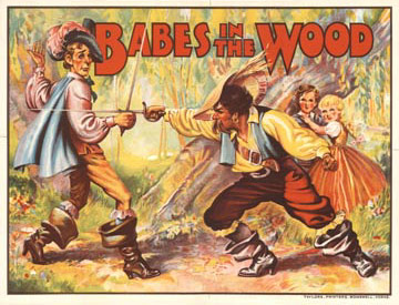Anonymous Artists - Babes in the Wood border=