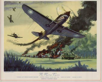 The Flying Tigers, Charles H. Hubbell