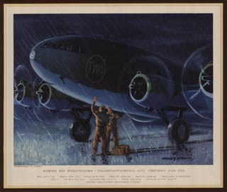 Boeing 307 Stratoliner, Charles H. Hubbell