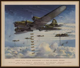 Boeing B 17G, Charles H. Hubbell