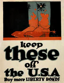 Keep These Off the U.S.A., John Norton